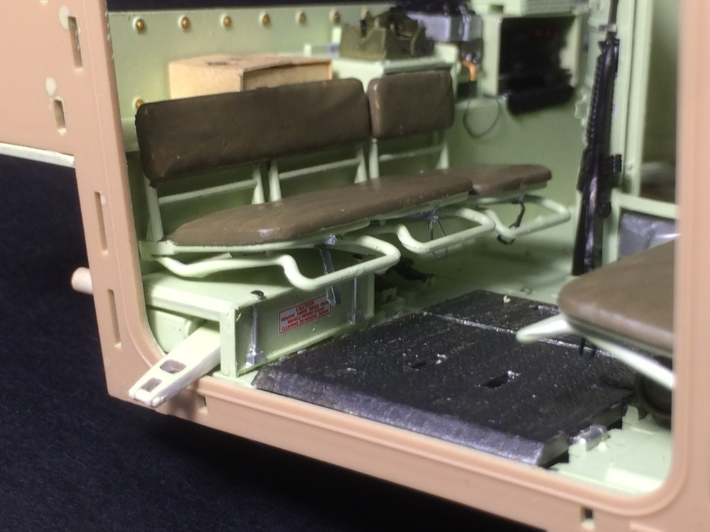 Bradley M2A3 w Busk III / US infantry fighting vehicle [Meng, 1/35] - Page 8 Img_5529