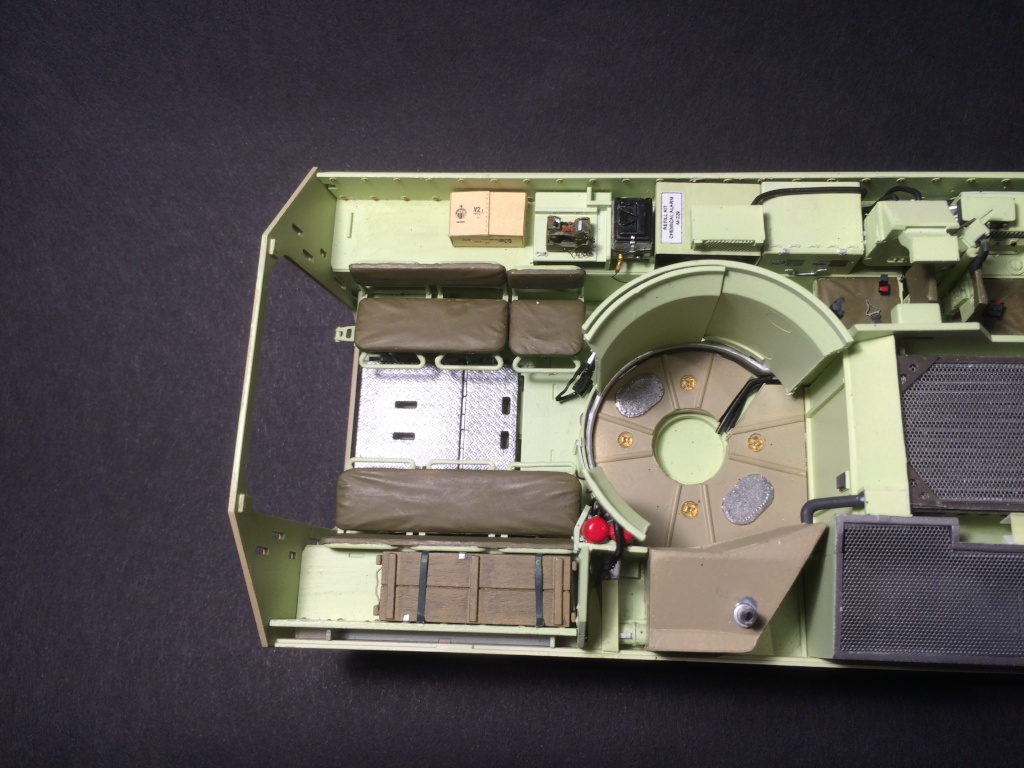 Bradley M2A3 w Busk III / US infantry fighting vehicle [Meng, 1/35] - Page 8 Img_5530