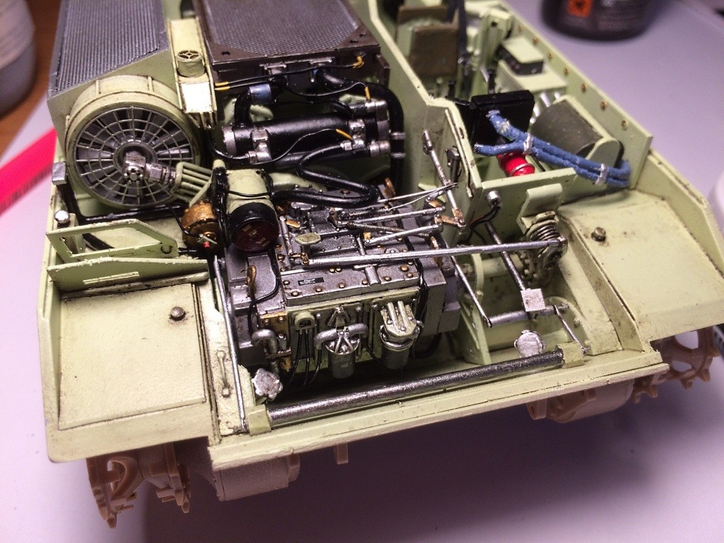 Bradley M2A3 w Busk III / US infantry fighting vehicle [Meng, 1/35] - Page 11 Img_5652
