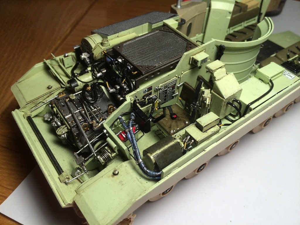 Bradley M2A3 w Busk III / US infantry fighting vehicle [Meng, 1/35] - Page 11 Img_5653