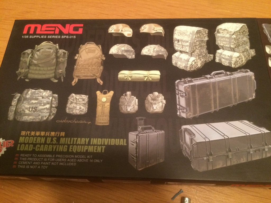 Bradley M2A3 w Busk III / US infantry fighting vehicle [Meng, 1/35] - Page 11 Img_5712