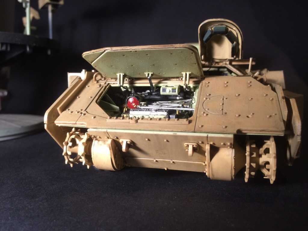 Bradley M2A3 w Busk III / US infantry fighting vehicle [Meng, 1/35] - Page 12 Img_5720