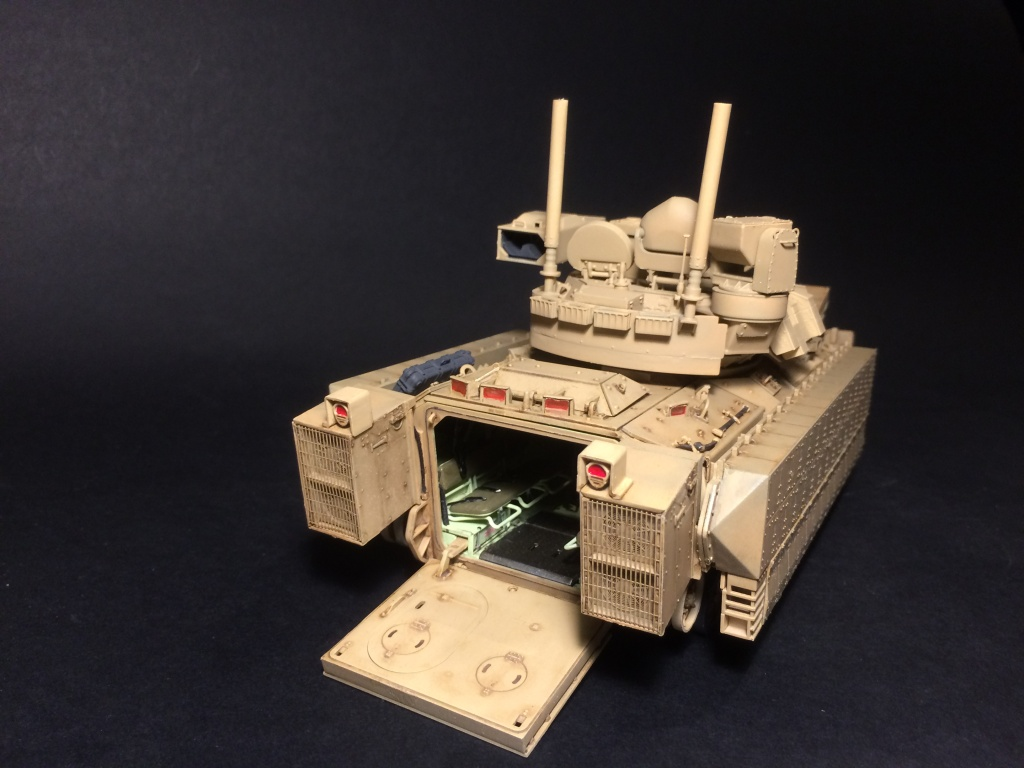 Bradley M2A3 w Busk III / US infantry fighting vehicle [Meng, 1/35] - Page 12 Img_5723