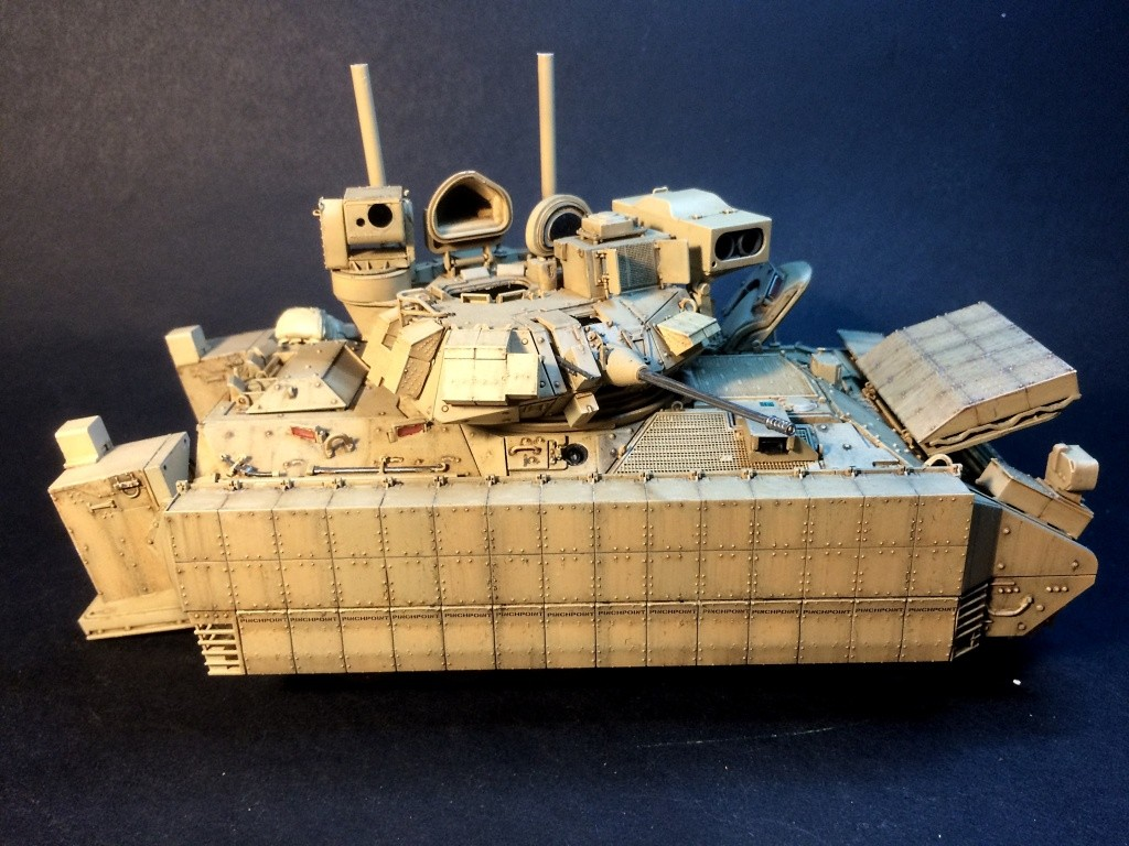 Bradley M2A3 w Busk III / US infantry fighting vehicle [Meng, 1/35] - Page 12 Img_5727