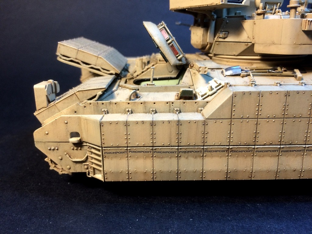 Bradley M2A3 w Busk III / US infantry fighting vehicle [Meng, 1/35] - Page 12 Img_5728