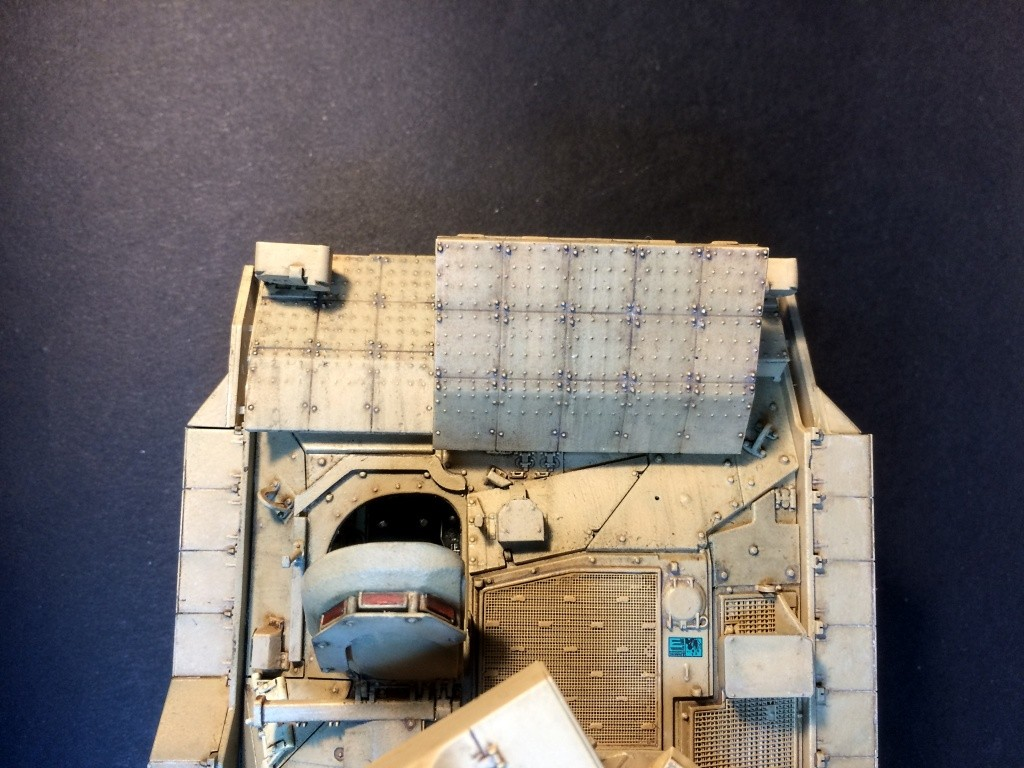 Bradley M2A3 w Busk III / US infantry fighting vehicle [Meng, 1/35] - Page 12 Img_5729