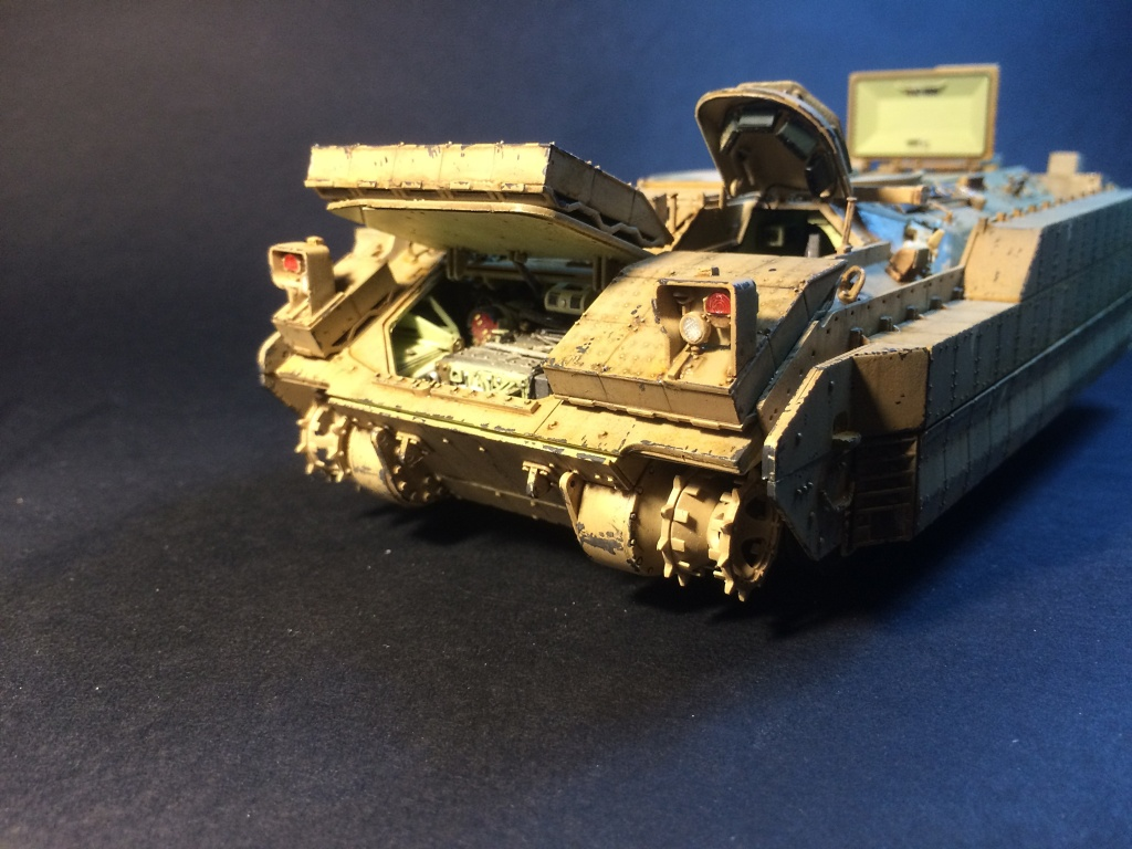 Bradley M2A3 w Busk III / US infantry fighting vehicle [Meng, 1/35] - Page 13 Img_5730
