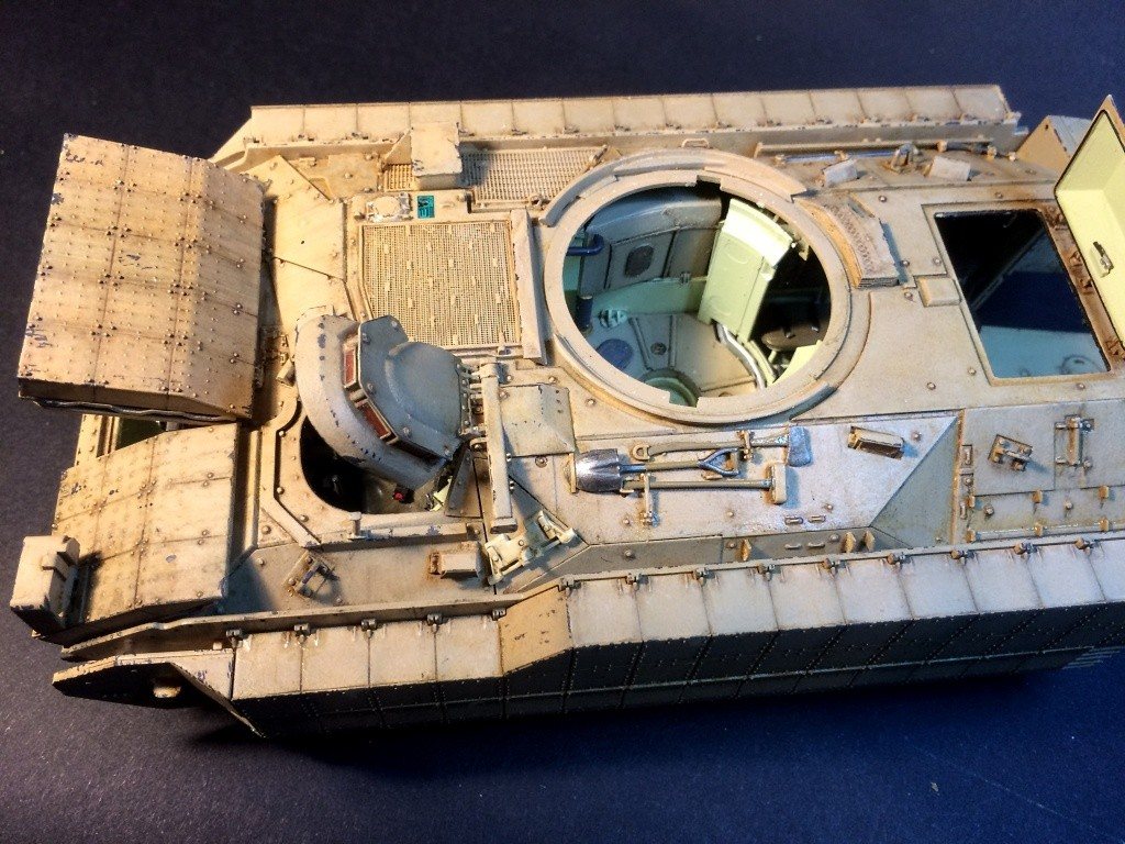 Bradley M2A3 w Busk III / US infantry fighting vehicle [Meng, 1/35] - Page 13 Img_5732