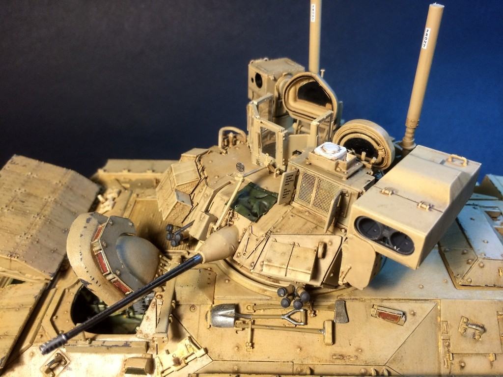 Bradley M2A3 w Busk III / US infantry fighting vehicle [Meng, 1/35] - Page 13 Img_5739