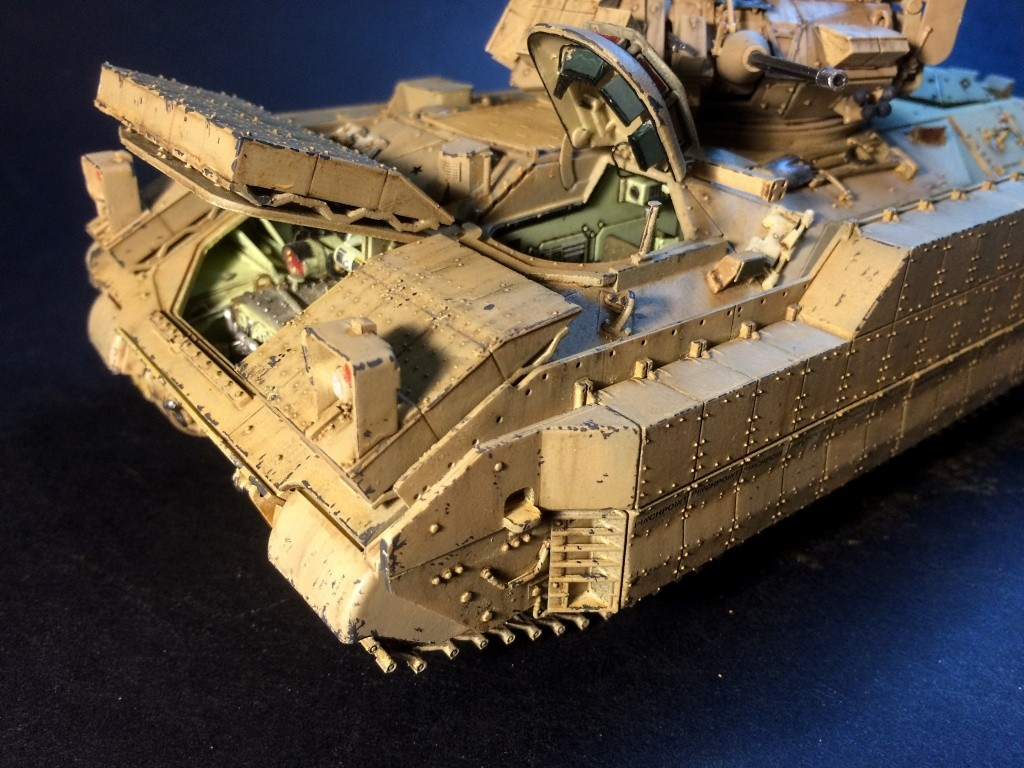 Bradley M2A3 w Busk III / US infantry fighting vehicle [Meng, 1/35] - Page 13 Img_5741