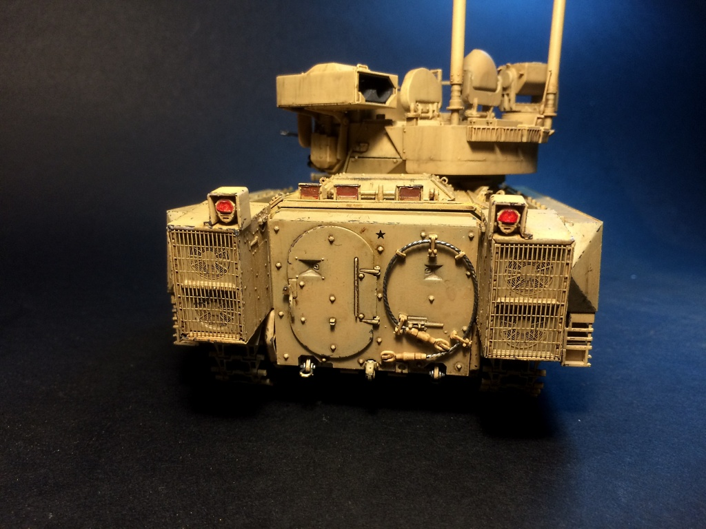 Bradley M2A3 w Busk III / US infantry fighting vehicle [Meng, 1/35] - Page 13 Img_5743
