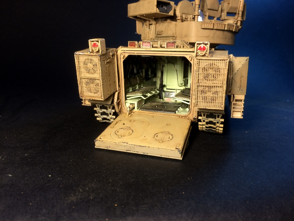 Bradley M2A3 w Busk III / US infantry fighting vehicle [Meng, 1/35] - Page 13 Img_5744
