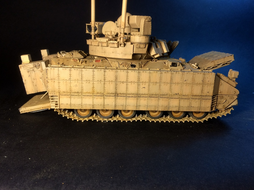 Bradley M2A3 w Busk III / US infantry fighting vehicle [Meng, 1/35] - Page 13 Img_5745
