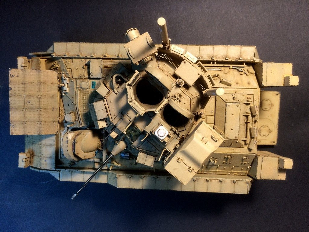Bradley M2A3 w Busk III / US infantry fighting vehicle [Meng, 1/35] - Page 13 Img_5746