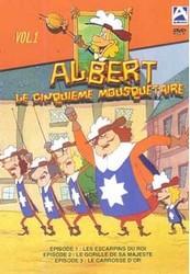 Albert le Cinquième Mousquetaire 51pgxf10