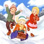 Dans les Alpes avec Annette Annett11