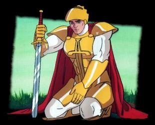 Le roi Arthur et les chevaliers de la justice Arthur11