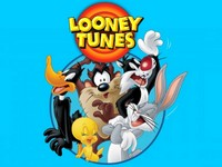 Les Looney Tunes Cat-lo10