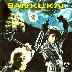 San Ku Kai Disque14