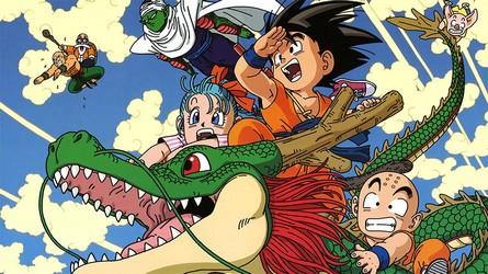 Dragon Ball et Dragon Ball Z Dragon12