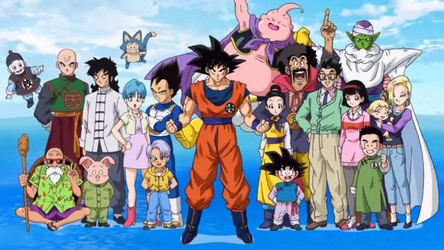 Dragon Ball et Dragon Ball Z Galeri10