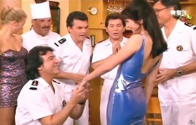 La croisière foll'amour Isabel10