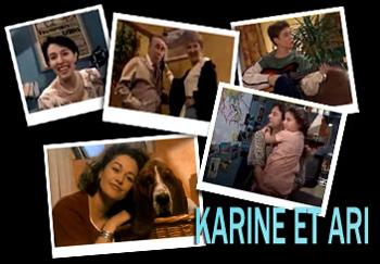 Karine et Ari Karine10