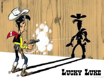 Lucky Luke Lucky-11