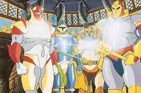 Le roi Arthur et les chevaliers de la justice Roiart10