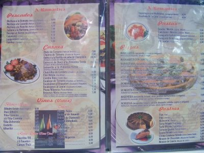 Restaurante la Romantica (Ourense) 311