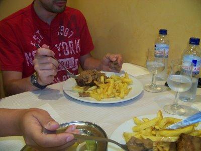 Restaurante la Romantica (Ourense) 511