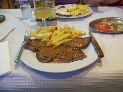 Restaurante la Romantica (Ourense) 611