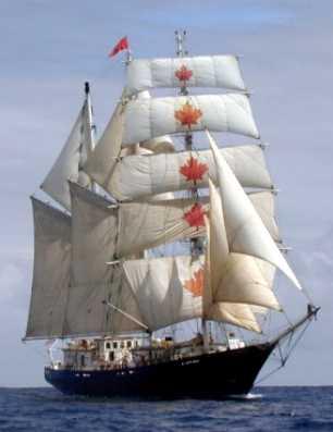 Tall Ships Atlantic Challenge 2009 En vigo Concor10