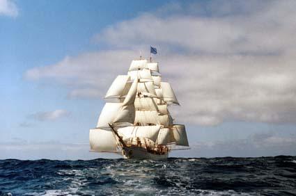 Tall Ships Atlantic Challenge 2009 En vigo Europa10
