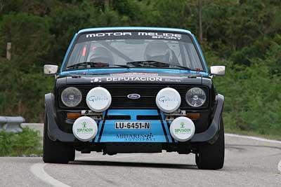 Rally Rias Baixas 2009 Ferrei10
