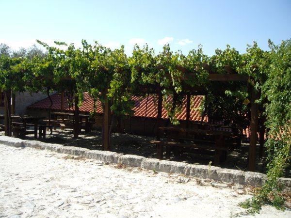 Aldea medieval recuperada de Povoa Dao en Viseu Portugal Imgp5611