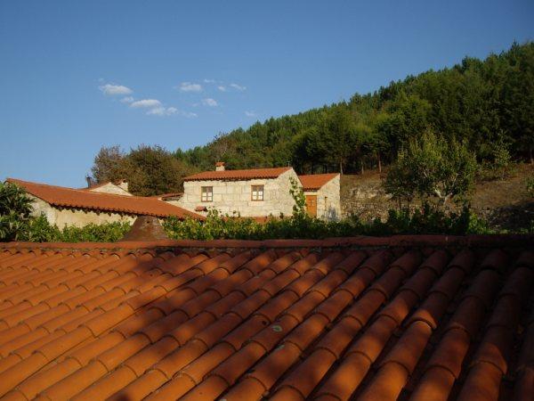 Aldea medieval recuperada de Povoa Dao en Viseu Portugal Imgp5621