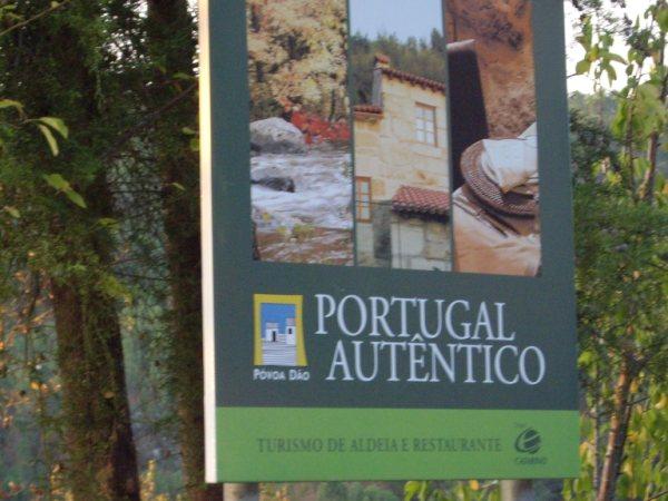 Aldea medieval recuperada de Povoa Dao en Viseu Portugal Imgp5627