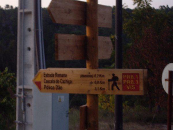Aldea medieval recuperada de Povoa Dao en Viseu Portugal Imgp5712