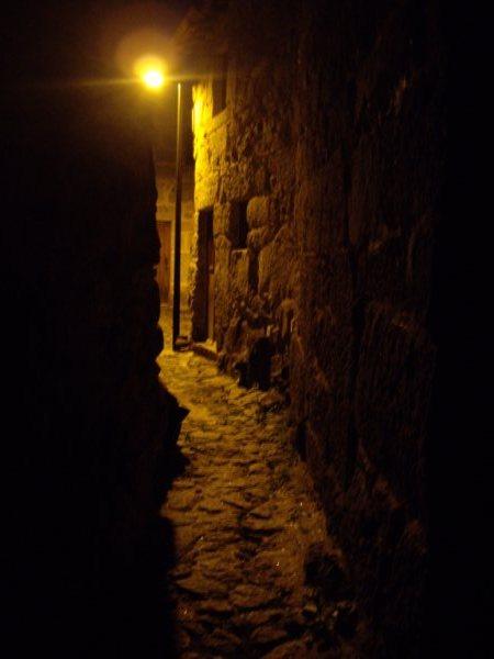 Aldea medieval recuperada de Povoa Dao en Viseu Portugal Imgp5714