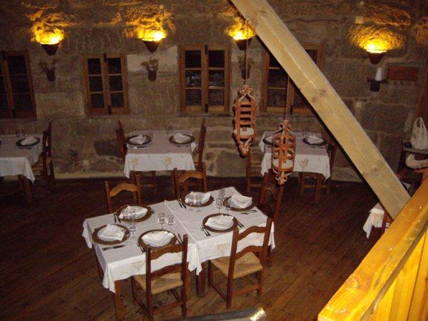 Aldea medieval recuperada de Povoa Dao en Viseu Portugal Imgp5716