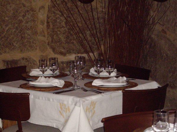 Aldea medieval recuperada de Povoa Dao en Viseu Portugal Imgp5717