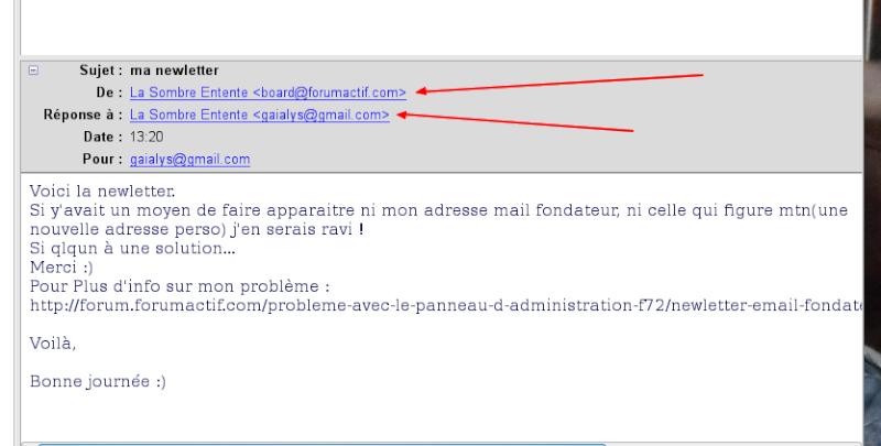 Newletter : email fondateur visible Captur17