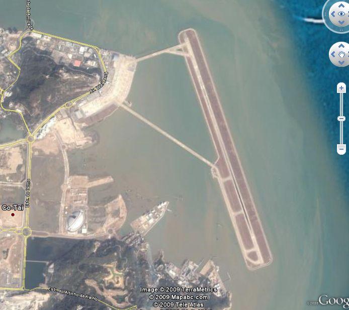 Aéroport sur l'eau de Macao Captu176
