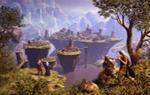Jardins d'Eden : accès public