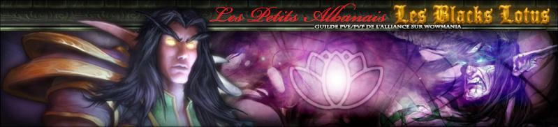 Petits Albanais / Blacks Lotus