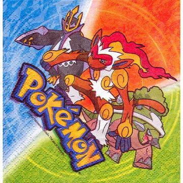 Caçada Pokemon