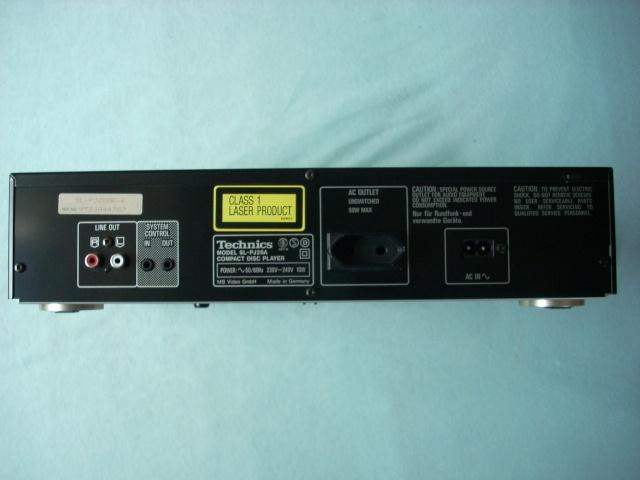 Technics SL-PJ28A Dvd_cd13