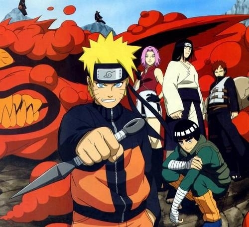 Naruto Shinobi RPG!!!