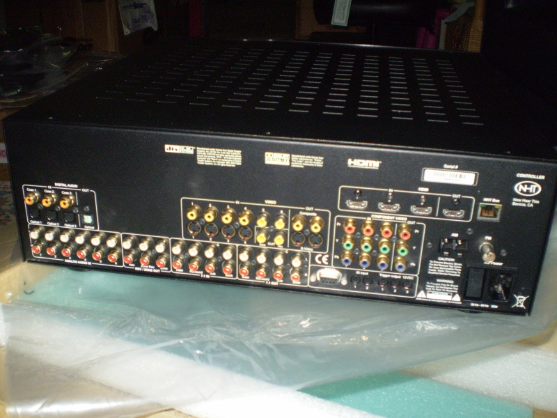 Piemonte - Pre-Processore NHT Controller